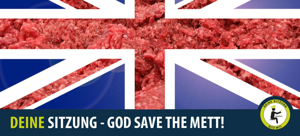 GOD SAVE THE METT!